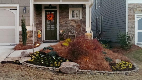 Nov 2015 Project, Greenshooz Landscaping