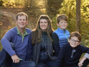 Ridgway Family Photo 2018
